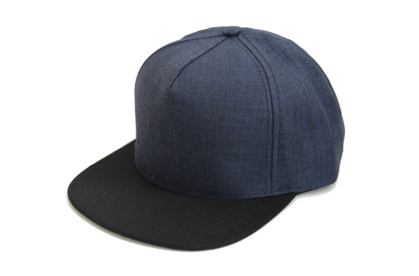 papa_originals_baseball_cap_blue_denim_tokio hat casquette gorra