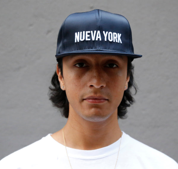 papa_originals_navy_blue_Nueva_York_NY_baseball_cap_side gorra casquette hat boy model