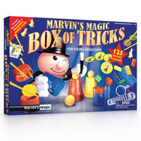 Marvins Magic - Marvin's Amazing Magic 125 Tricks - tinkrLAB