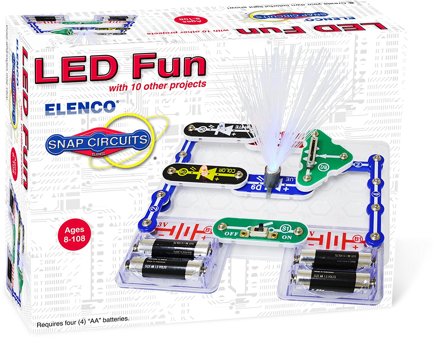 Snap Circuits - LED Fun