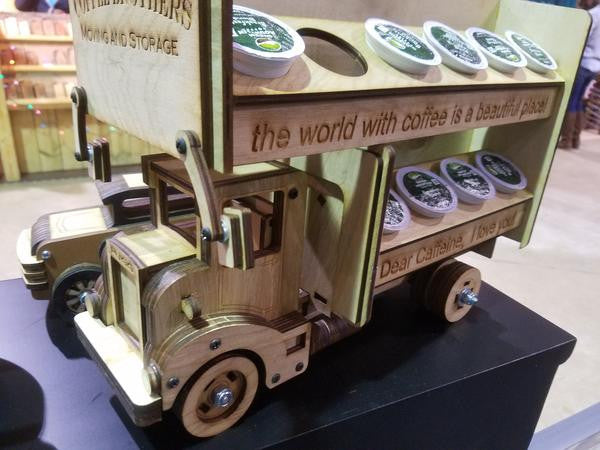 Coffee Pod Truck Kit