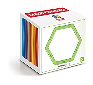 Magformers Hexagon 12 Piece Set