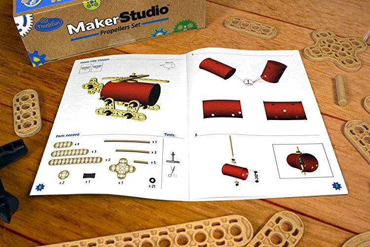 Maker Studio - Propellers Set