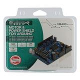 Motor & Power shield for arduino