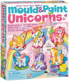 Mould and Paint Crafts - Unicorns - tinkrLAB