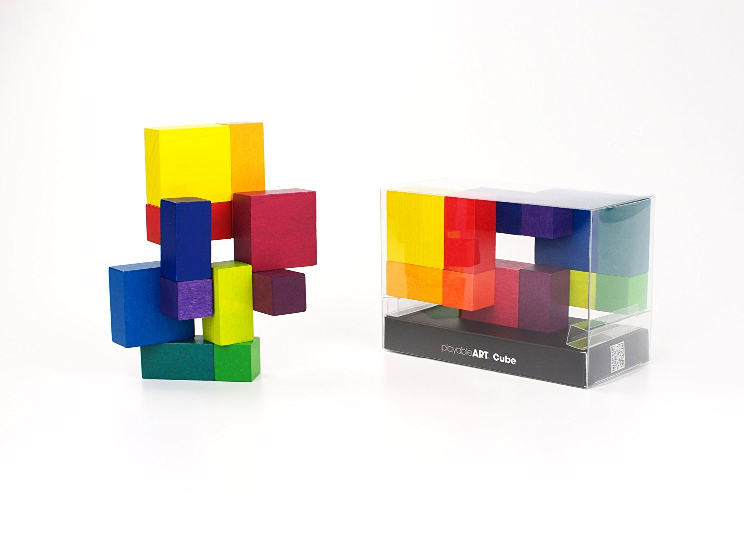 Playable Art Cube - Compact