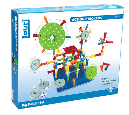 Lauri - Action Stackers Big Builder Set
