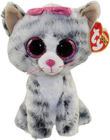 Beanie Boo - Cat with Bow - tinkrLAB