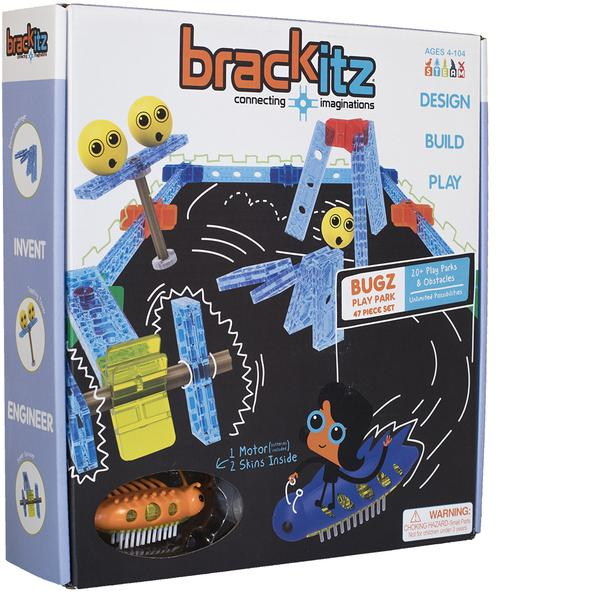 Brakitz Bugz Play Park 47 Piece Set