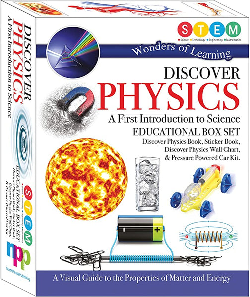 Discover - Physics Box Set - tinkrLAB