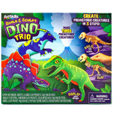 Build and Sculpt - Dino Trio - tinkrLAB