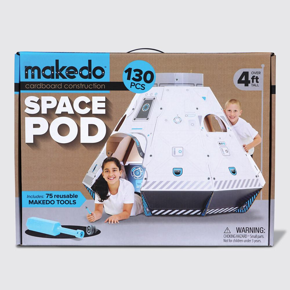 Makedo - Space Pod