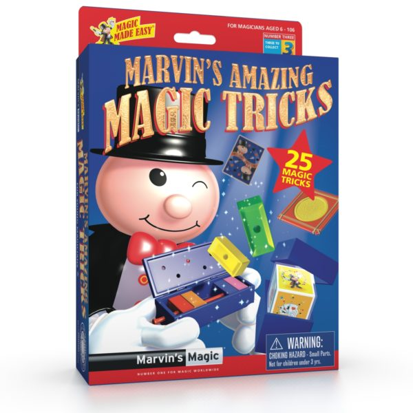 Marvin's Magic - Trick Set 3