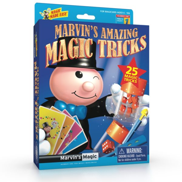 Marvin's Magic - Trick Set 1