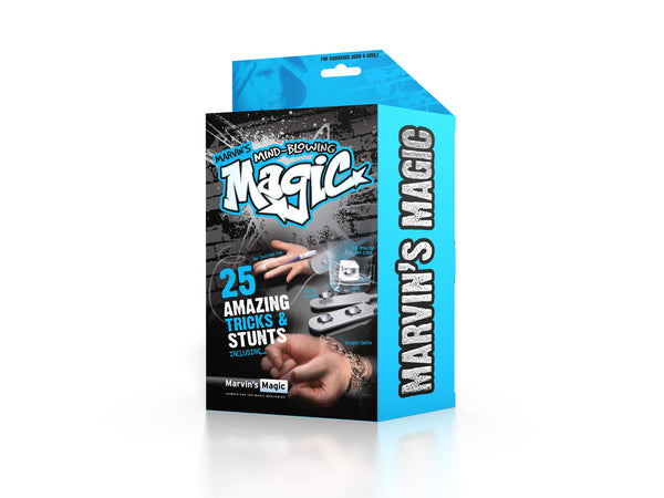 Marvins Magic - Mind Blowing - 25 Amazing Tricks and Stunts - tinkrLAB
