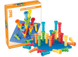 Lauri - Tall Stackers Pegs & Pegboard Set - tinkrLAB
