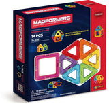 Magformers Basic 14 Piece Set