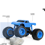 Remote Control Mini Monster Rockslide Truck