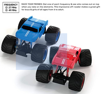 Remote Control Mini Monster Rockslide Truck - tinkrLAB