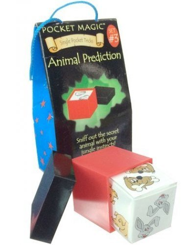 Pocket Magic - Animal Prediction - tinkrLAB