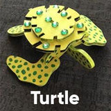 Wooden Puzzle - Turtle