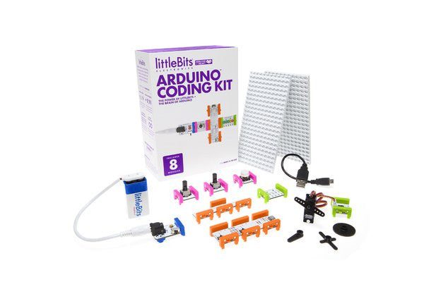 Arduino Coding Kit - Little Bits