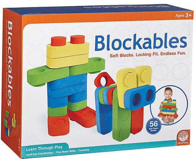 Blockables: 56 Piece Set