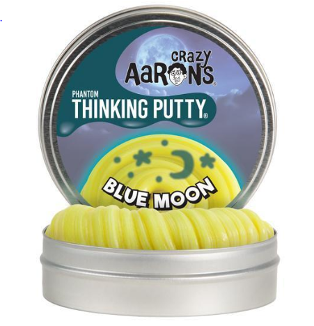 Blue Moon | Phantom Thinking Putty