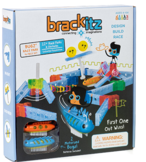 Brackitz: Bugz Race Park - 96 Piece Set