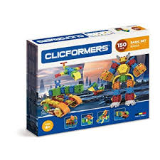 Clicformers 150 piece Basic Set
