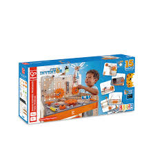 Hape Deluxe Workbench - tinkrLAB