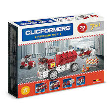 Clicformers - Rescue Set - 70 Piece - tinkrLAB
