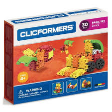 Clicformer: Basic Set - 30 Piece