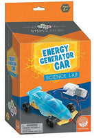 STEMULATORS: Energy Generator Car - tinkrLAB