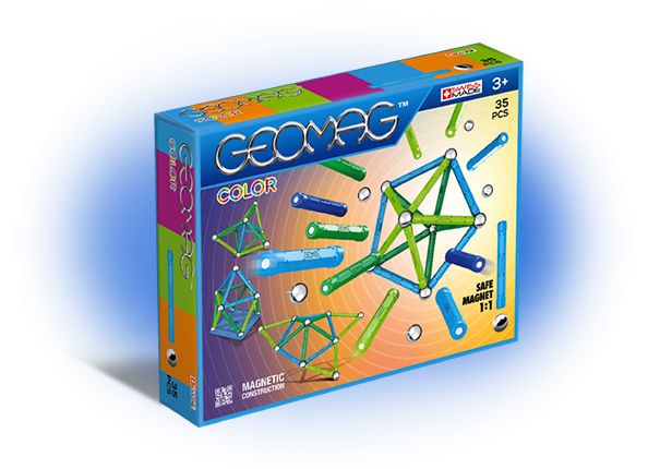 Geomag Color 35 pcs