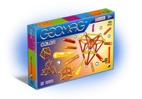 Geomag Color 64 pcs - tinkrLAB