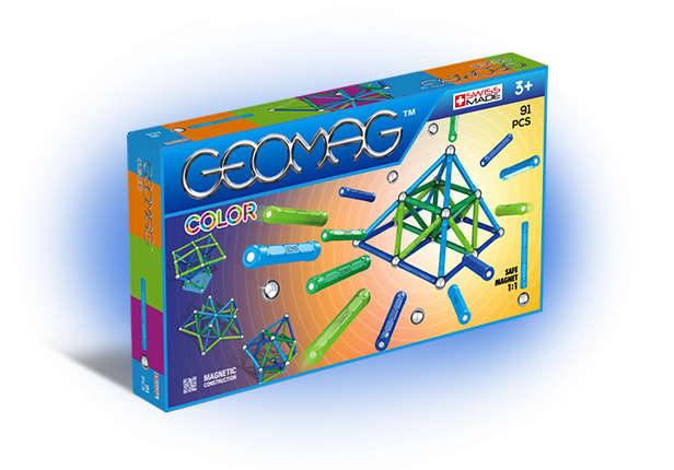 Geomag Color 91 pcs