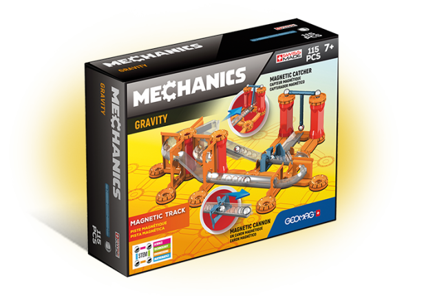 Geomag Mechanics | Gravity Magnetic Track
