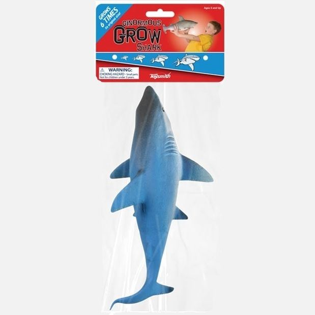 Ginormous Grow Shark