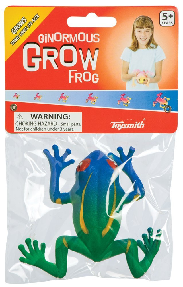Ginormous Grow Frog