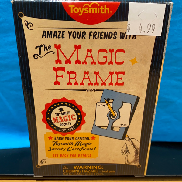The Magic Frame - Magic Trick - tinkrLAB