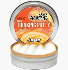 Crazy putty - AMBER