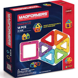 Magformers 14 Piece Classic Set