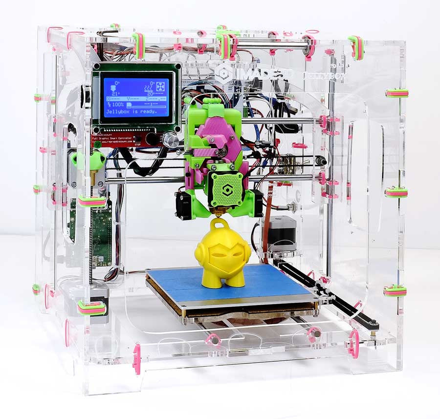 Jelly Box 3D Printer