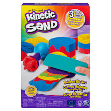 Kinetic Sand - 3 Colors - tinkrLAB
