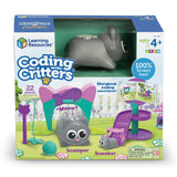 Coding Critters - Scamper & Sneaker