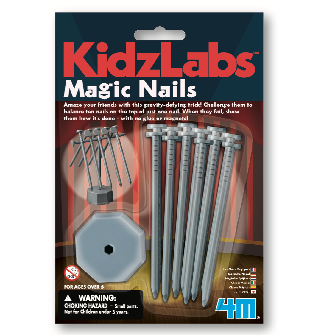 KidzLabs- Magic Nails