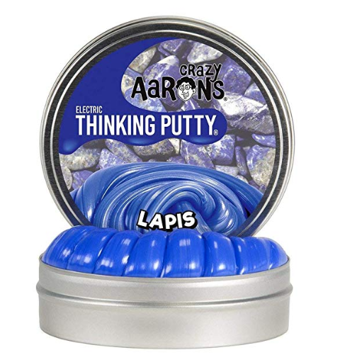 Mini Electric Lapis Thinking Putty