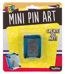Mini 3D Pin Art - tinkrLAB