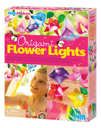 Origami Flower Lights